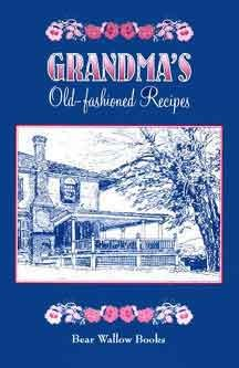 Grandmas Recipes Cookbook
