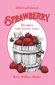 Strawberry Recipes Cookbook