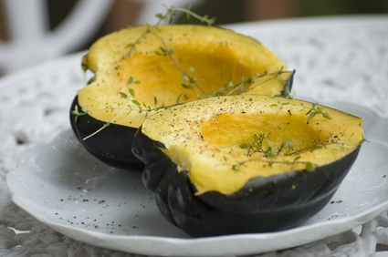 how to cook squash in the microwave