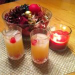 Festive Christmas Punch Recipe with Southern Comfort and 7-Up