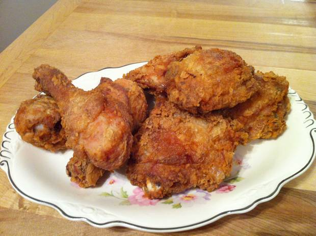 grandmas fried chicken