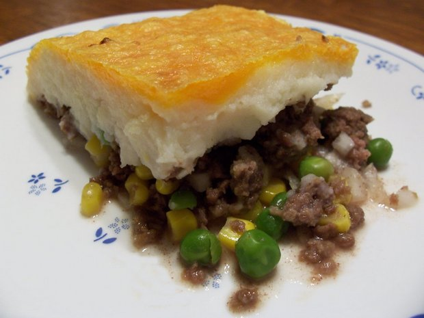 hearty shepherds pie recipe