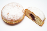 Old-Fashioned Sugared Doughnuts With Yeast