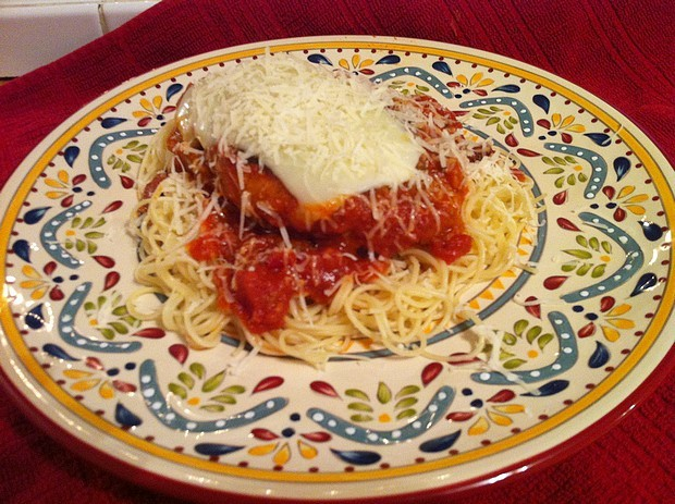 easy chicken parmesan recipe