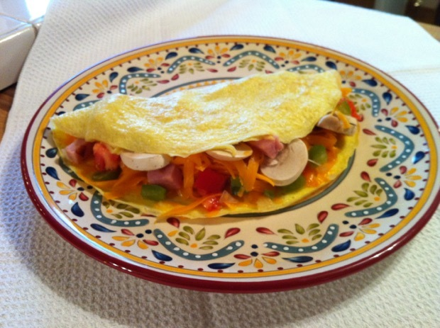 hearty denver omelet recipe