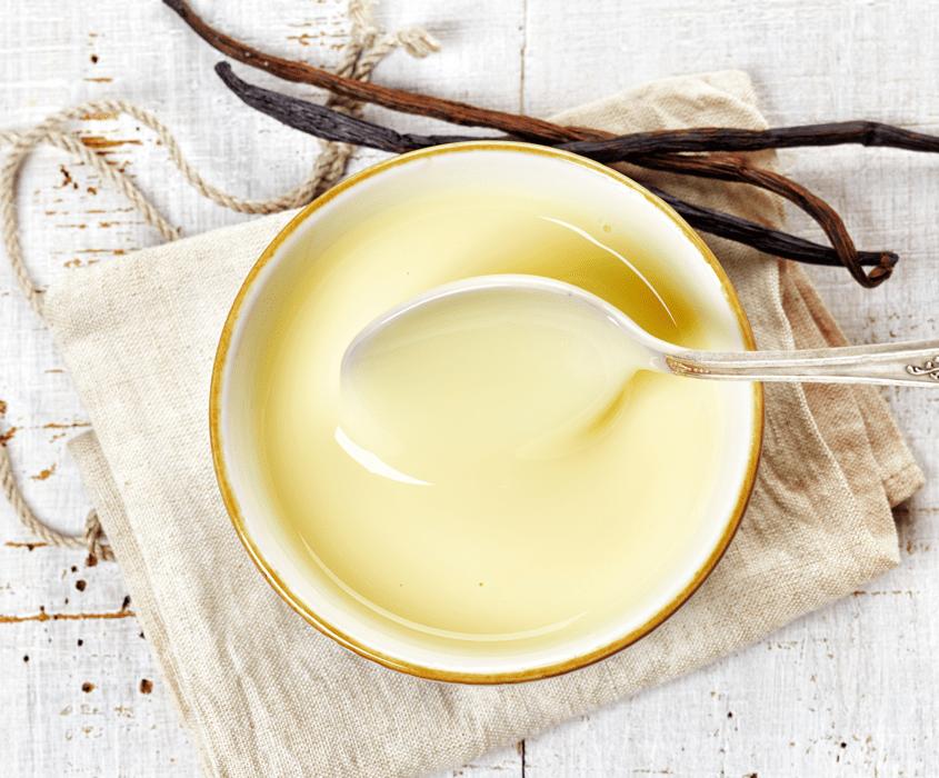 creamy vanilla sauce recipe