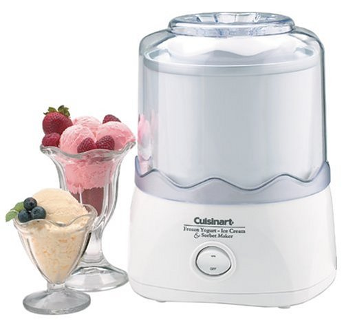 Cuisinart ICE-20 Ice Cream Maker