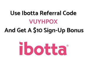 Ibotta Referral Code