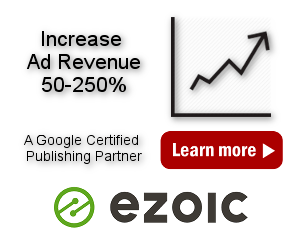Ezoic Ad Revenue